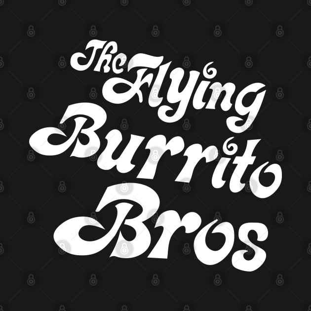 Gram Parsons - The flying Burrito Brothers