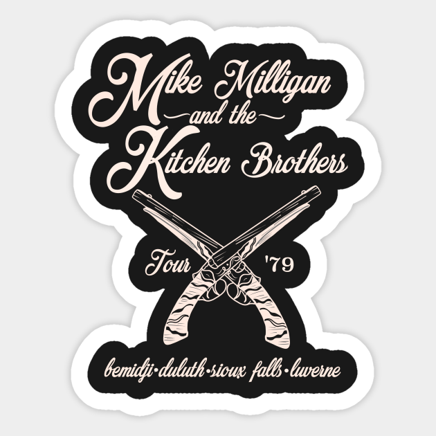 Mike Milligan and the Kitchen Brothers