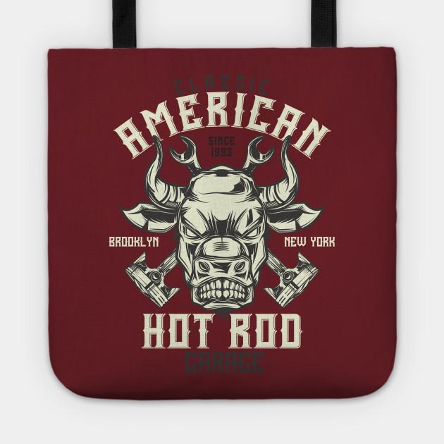 Bull American Hot Rod Garage Brooklyn New York