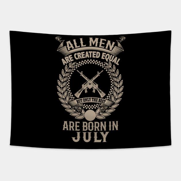 Birthday Gun Shirt - JULY
