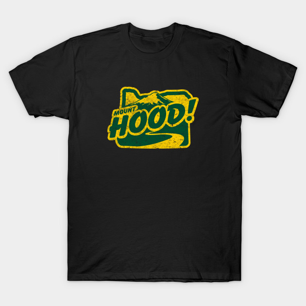 0ea3be713a8 Mt Hood Oregon - Mt Hood - T-Shirt