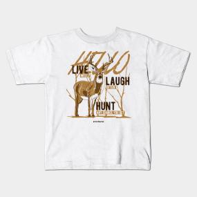 d72a5d208 Hunting Kids T-Shirts | TeePublic