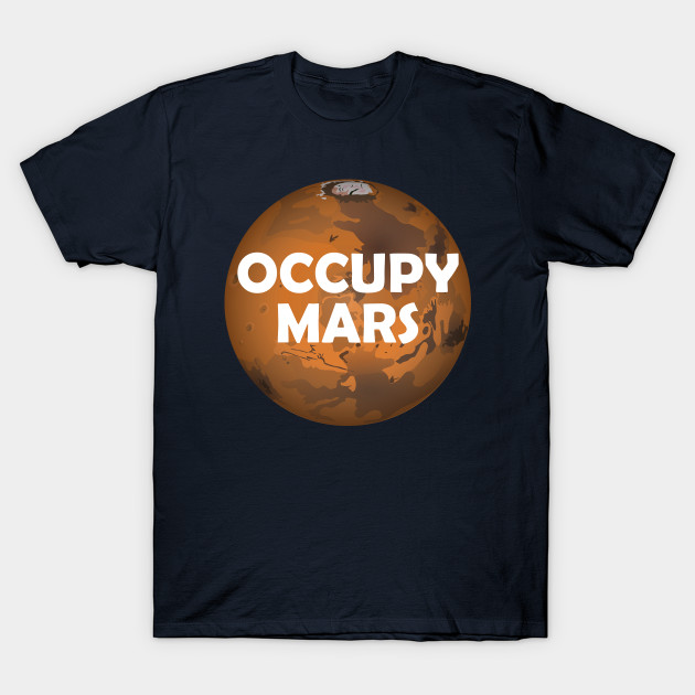 Occupy Mars Gift