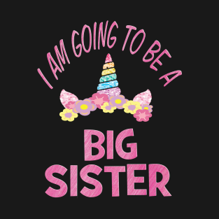 Big Sister Gift Ideas T Shirts