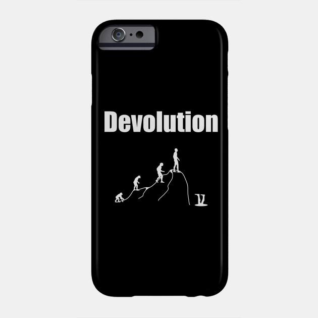 Devolution Evolution