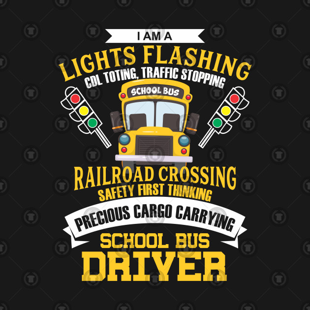 Funny School Bus Driver Driving Gifts Ideas - School Bus ...