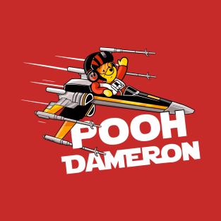 Pooh Dameron t-shirts