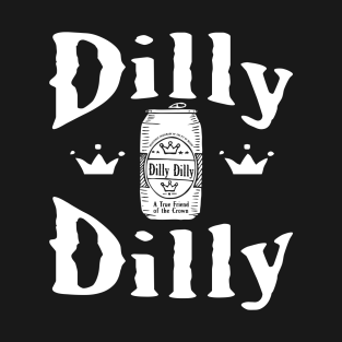 DILLY DILLY 3 t-shirts
