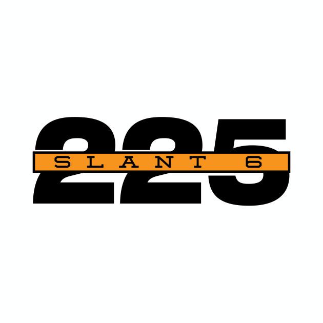 225 Slant Six