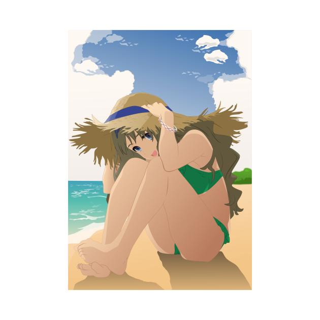 Darling in The Franxx Summer 'Kokoro'