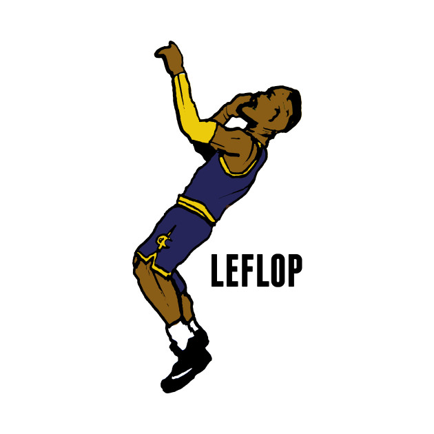 Leflop Lebron Lmao James