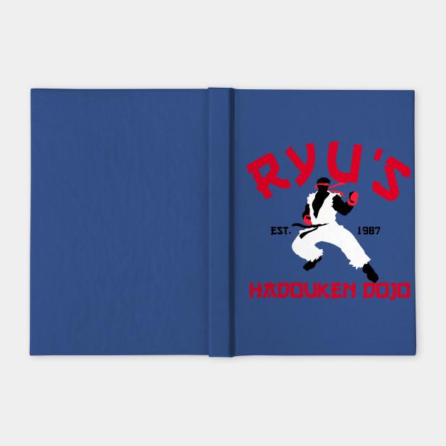 Ryu's dojo