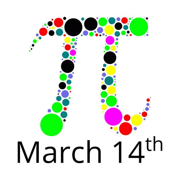 World Math Day Pi Symbol 14 March 314 4 World Math Day Pi Symbol