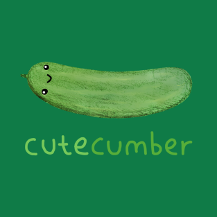 Cutecumber t-shirts