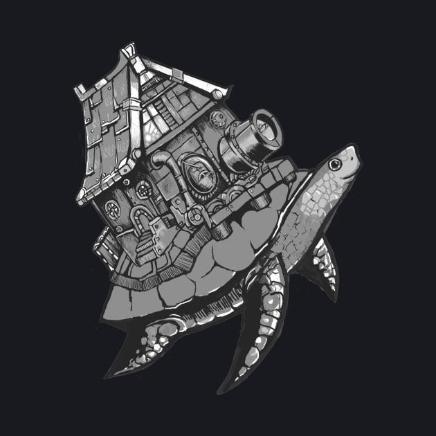 Sea turtle adventure house