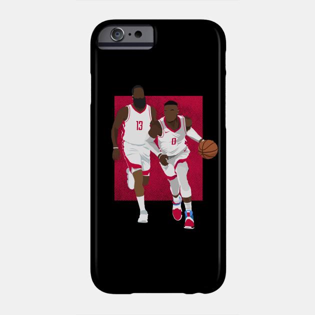 James Harden Houston Rockets 13 iphone case