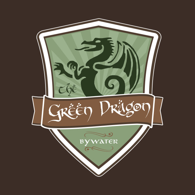 The Green Dragon - Bywater
