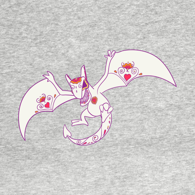 Aerodactyl PopMuerto | Pokemon & Day of The Dead Mashup