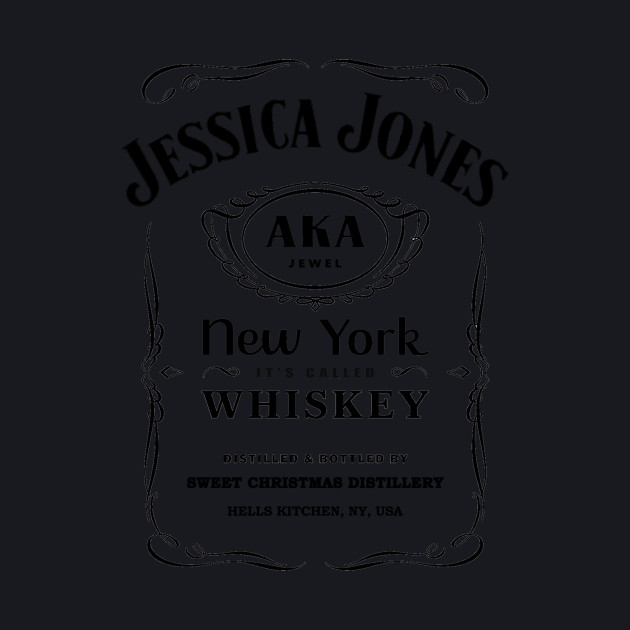 It's Called Whiskey (Black Text)