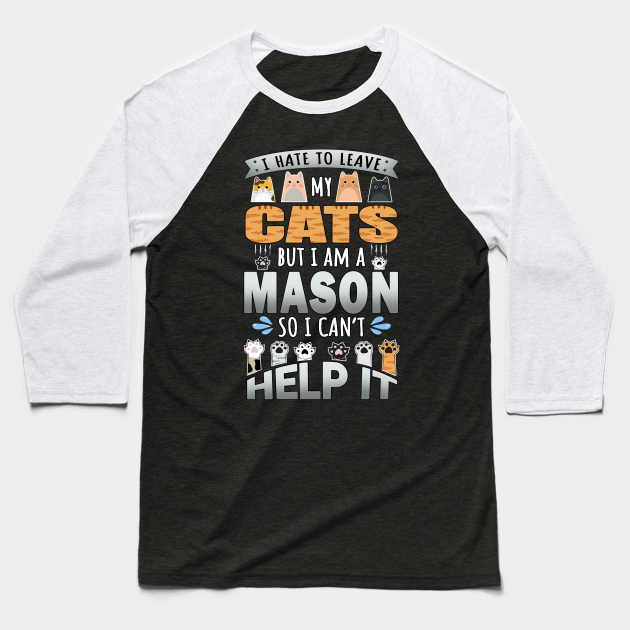 Mason Works for Cats Quote