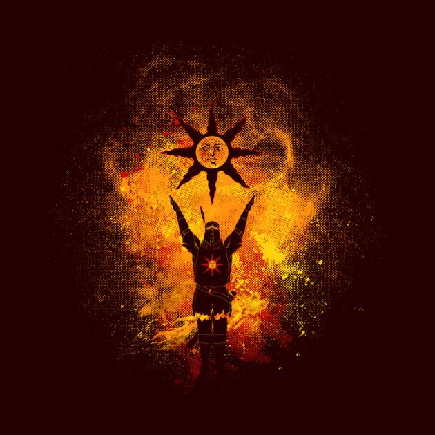 Praise the Sun Art