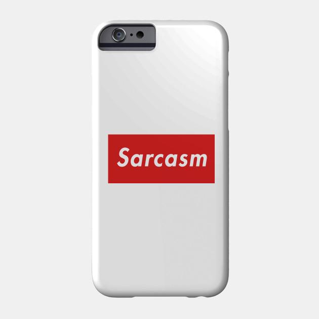 Sarcasm - Supreme Parody