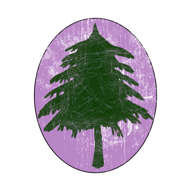 Vintage Tree Logo