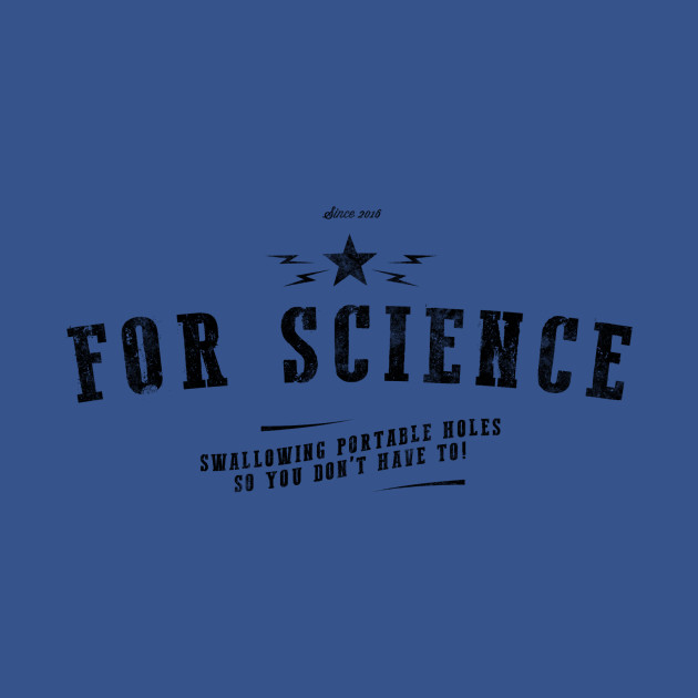 For Science Crew