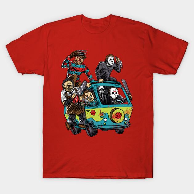The Massacre Machine T-Shirt-TOZ