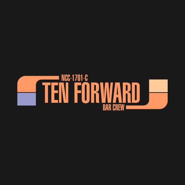 Ten Forward Bar Crew