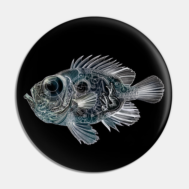 Steampunk Jonah Fish