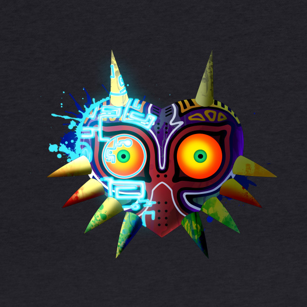 Majora's Mask - Twilight Princess