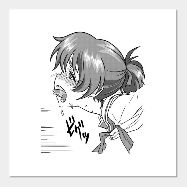 Lewd Anime Face
