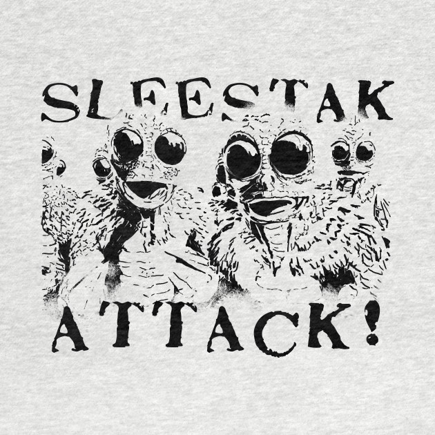 Sleestak Attack!