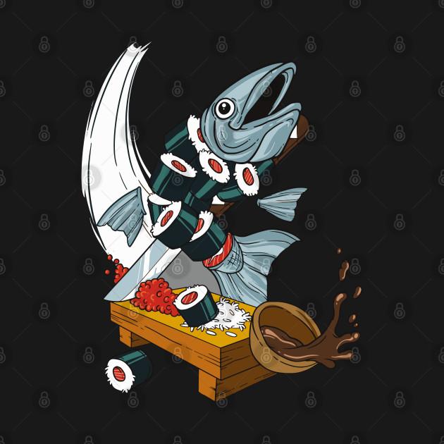 Sliced-Sushi