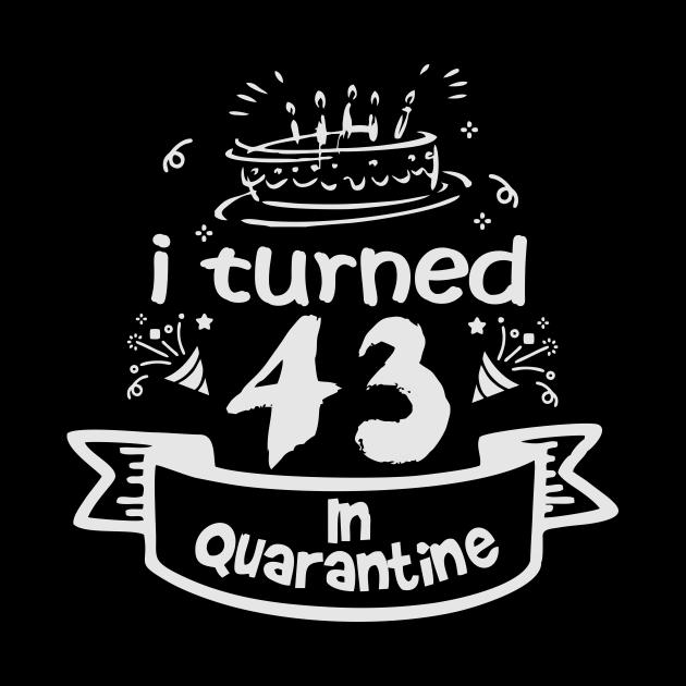 43rd Birthday Gift Idea In Quarantine 2020