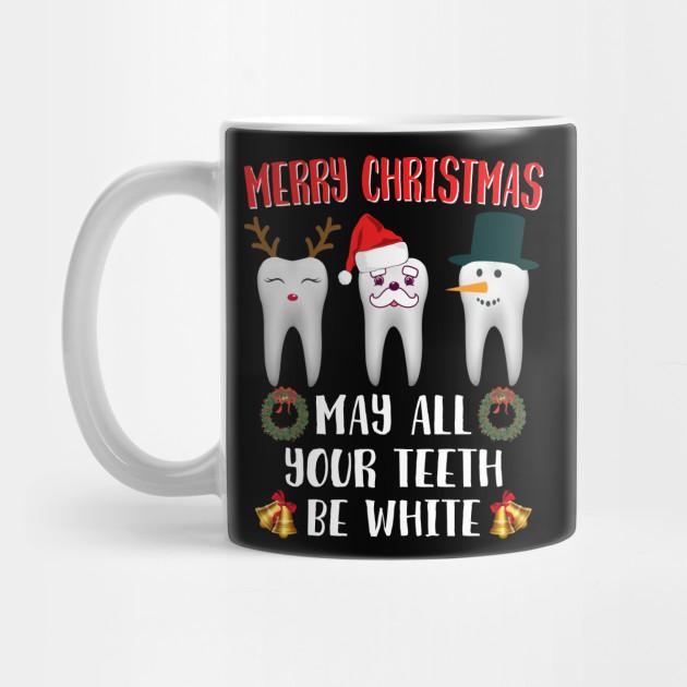 Dentist Funny Quotes Christmas Thanksgiving Reindeer Santa Snow Teeth  Costume by rgantee