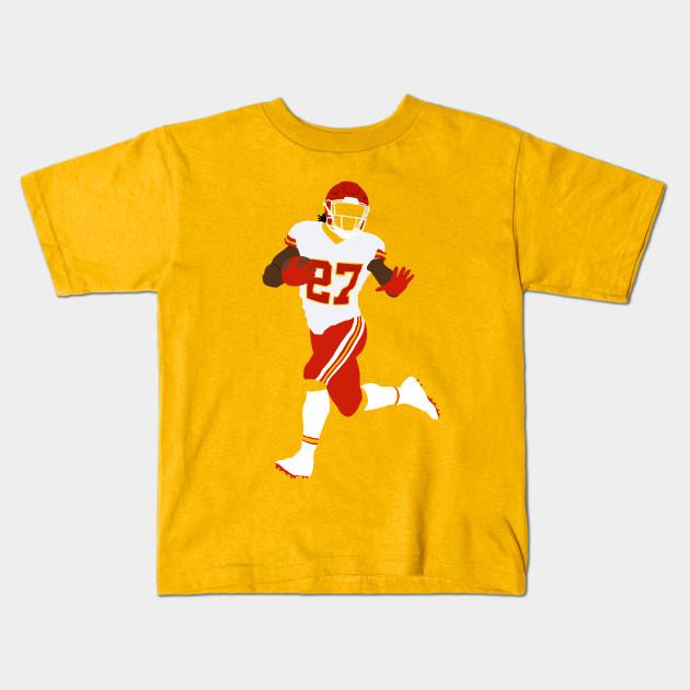 Hunt - Kareem Hunt - Kids T-Shirt  7629f0b52
