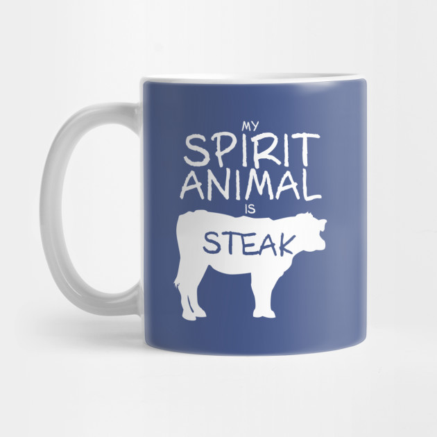 Spirit Animal - Steak