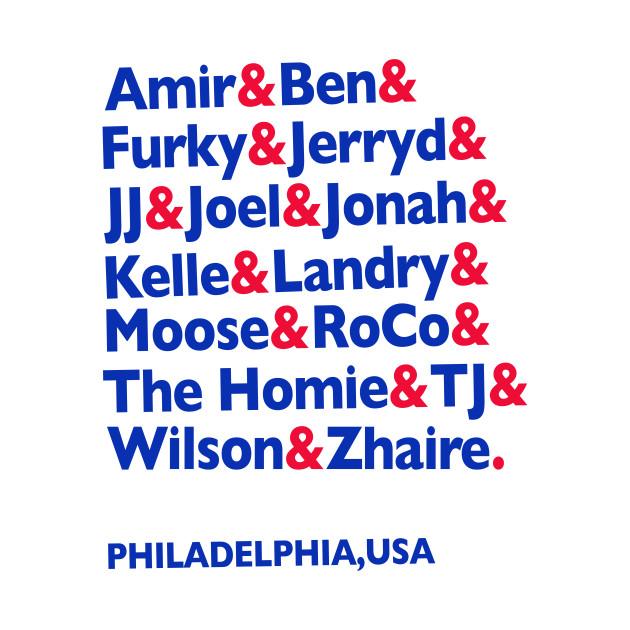 Philly Opening Night Shirt 2018