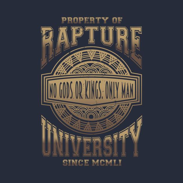 Rapture Univeristy T-Shirt