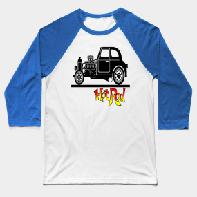 c27e9a5e Street Rod Baseball T-Shirts | TeePublic