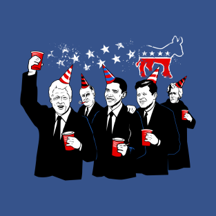 Democratic Party t-shirts