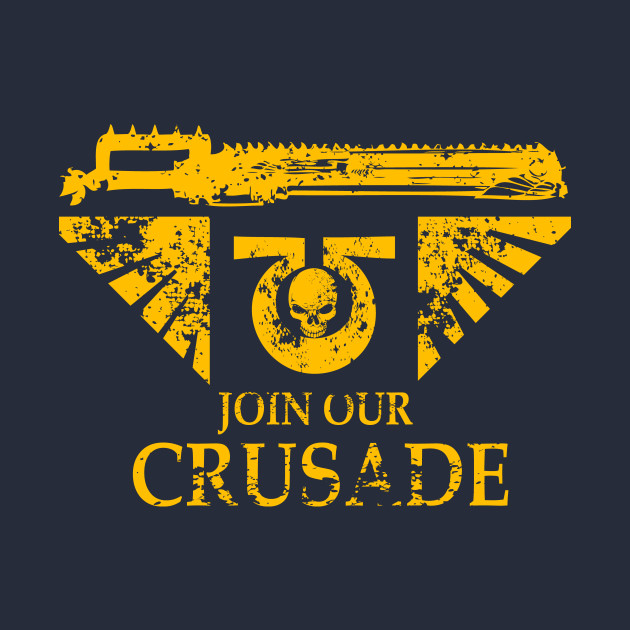Join Our Crusade