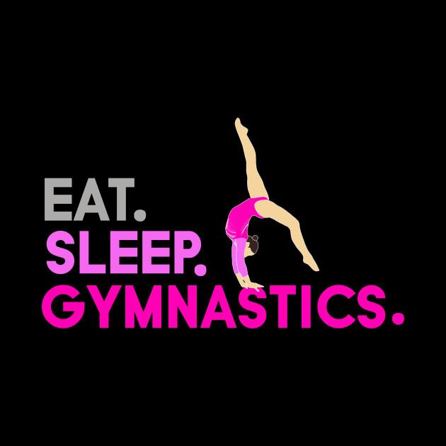 Eat, Sleep, Gymnastics ft Aliya Mustafina