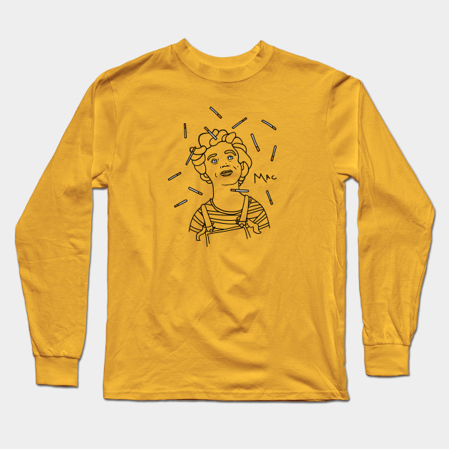 fa1d83c78 Mac Demarco - Mac Demarco - Long Sleeve T-Shirt | TeePublic