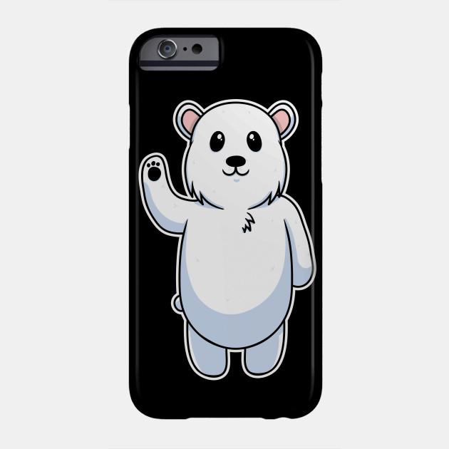 Arctic & Antarctic Animals iPhone 11 case
