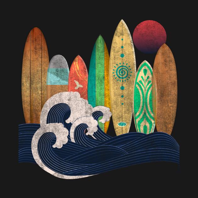 Surfing Wakesurfing Boat Lake Surf T-Shirt