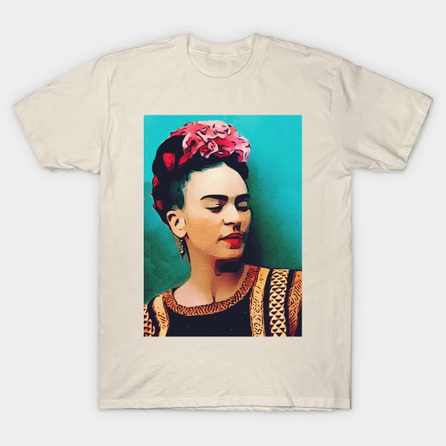 6d4bdcd45 Frida Kahlo - Frida Kahlo - T-Shirt | TeePublic