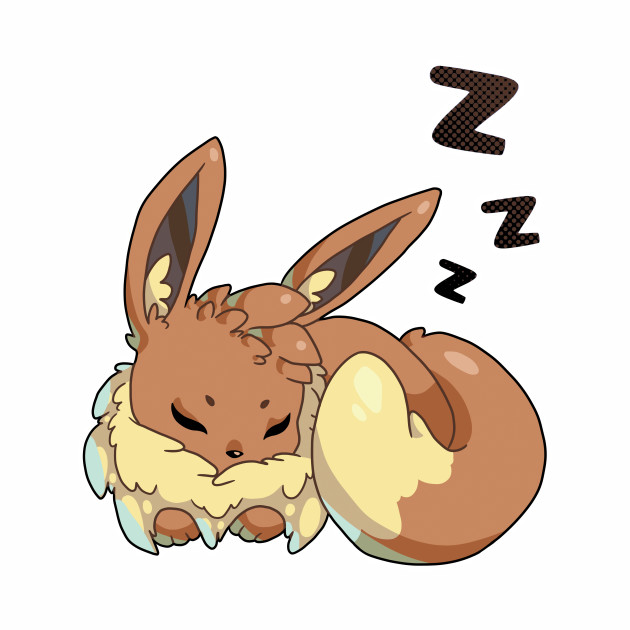 Sleepy Eevee